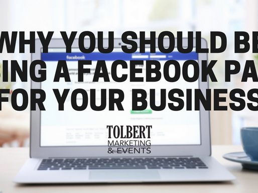 Why You Should be Using a Facebook Page for Your Business