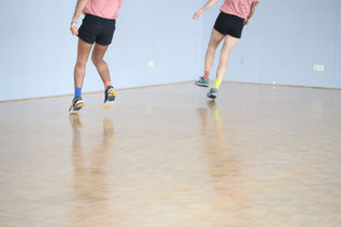 Skipping practice - Andreas Hannes