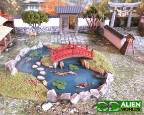 Samurai Pond