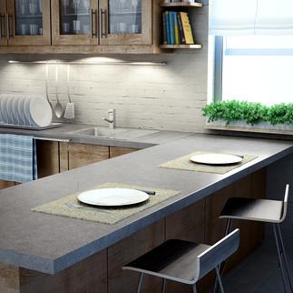 Industrial Style -Kitchen Bar