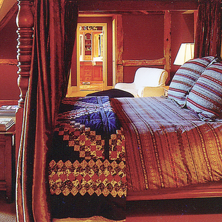 Master Bedroom in Cotswold  Home