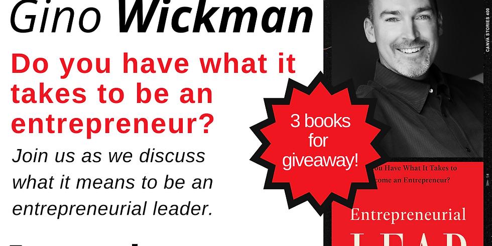 Gino Wickman: Conversation on Entrepreneurial Leadership