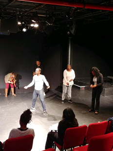Rehearsals   The Passage: Stories from The Maafa
