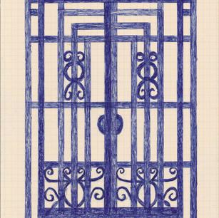 Alice Neel's Door