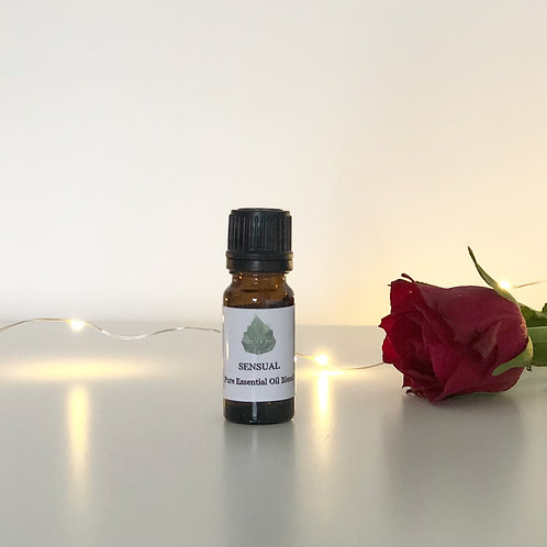 Sensual Essential Oil Blend (10ml)