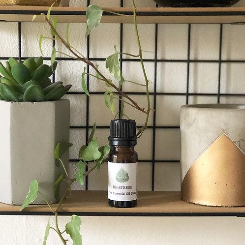 De-Stress Essential Oil Blend (10ml)