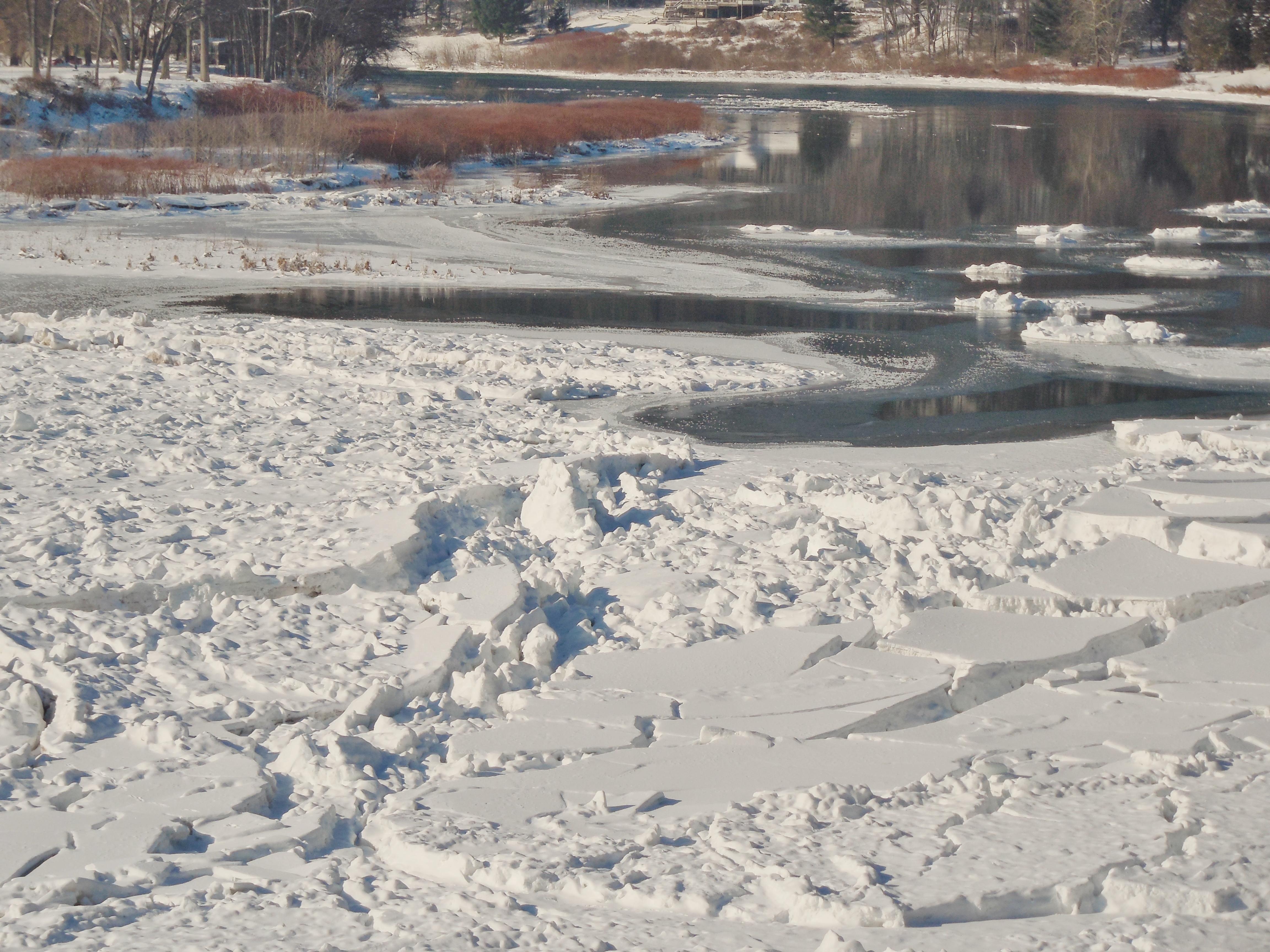 Upper Delaware Ice Pack