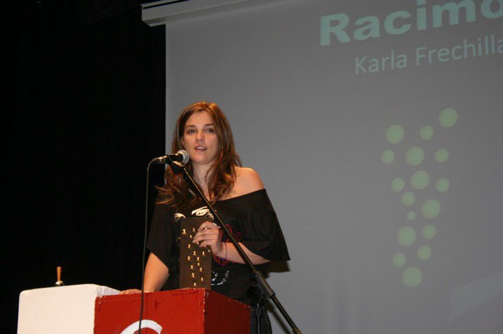 Premio Racimo 2009. Serrada