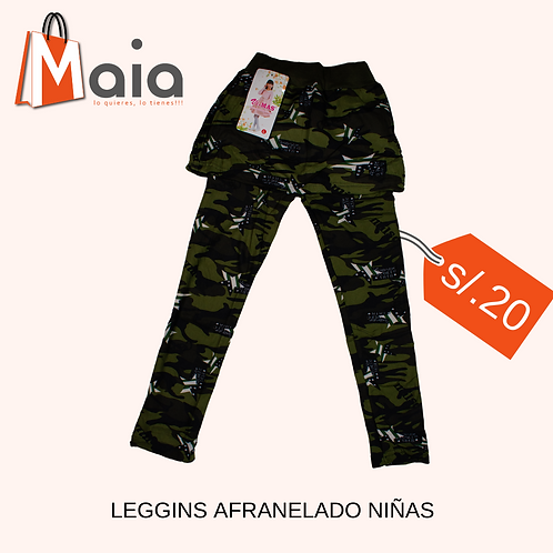 Leggins Afranelado