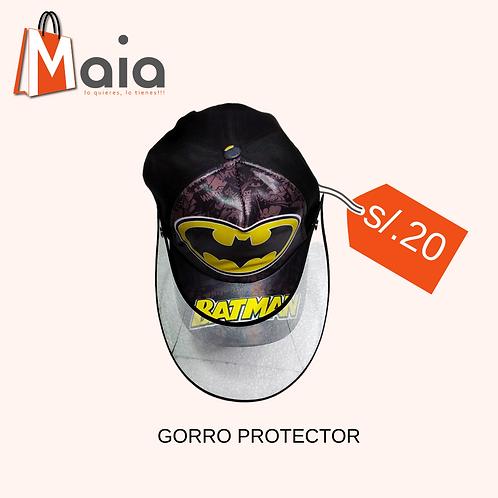 Gorro protector Batman