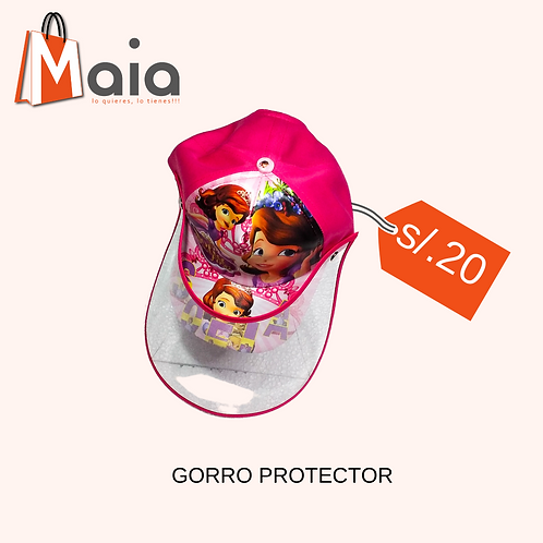 Gorro protector Sofia