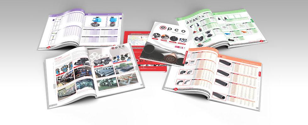 Graphic design brochure Leeds