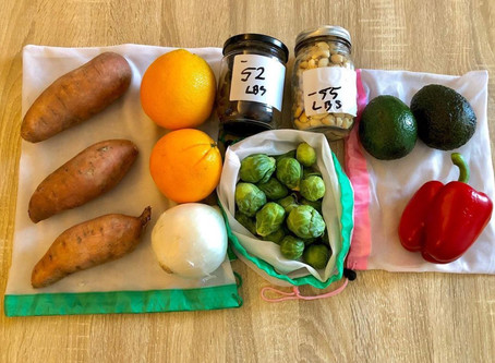 Small Successes- Low Waste Food Shopping