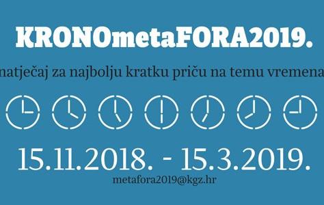 PODSJETNIK: KRONOmetaFORA2019.