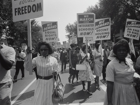 African-American History: History of Opression/The Struggle Continues