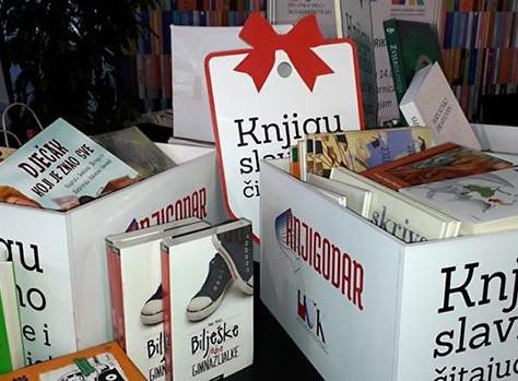 Knjigodar - akcija pomoći školskim knjižnicama tijekom Interlibera