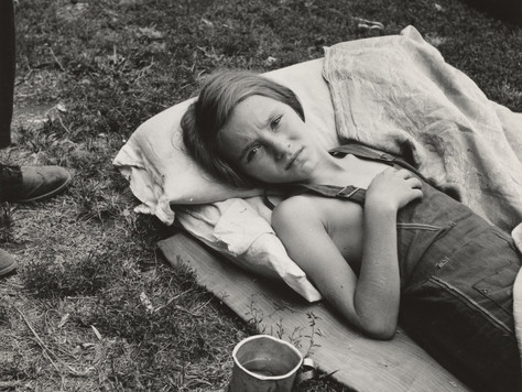 Dorothea Lange: Touching the Unattainable/On the Thin Edge