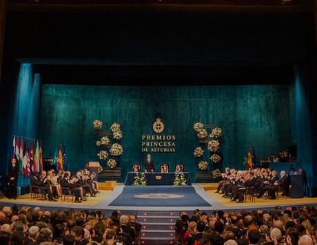 Natječaj za nagradu Princeza od Asturije za 2020.