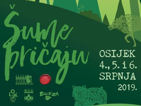 Festival slikovnice Čuvari priča: Šume pričaju