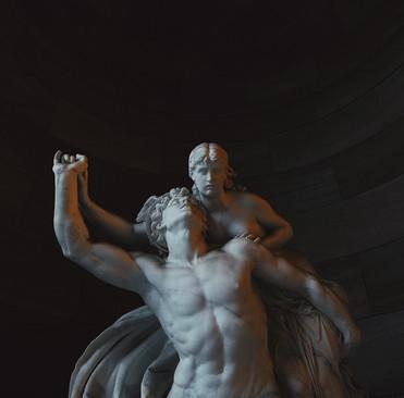 Dante Alighieri! Divine Love and Intervention/Visions of Inevitable Fate
