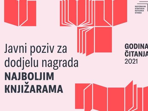 Objavljen natječaj za najbolje knjižare u Hrvatskoj
