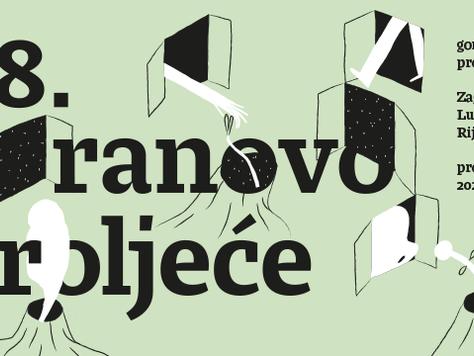 58. Goranovo proljeće u Zagrebu i Rijeci od 4. do 6. lipnja
