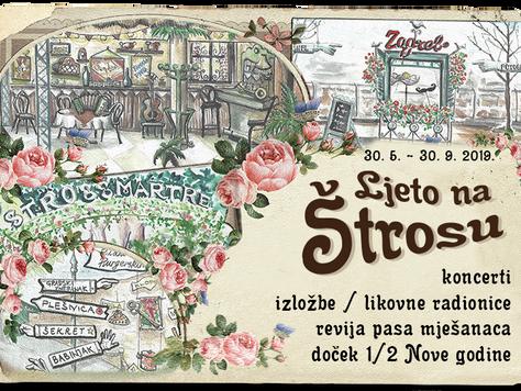 Ljeto na Strossu produžit će program do sredine rujna
