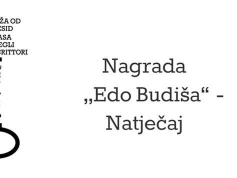 Natječaj za predlaganje kandidata za dodjelu nagrade Edo Budiša