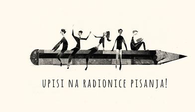 Jesenski ciklus radionica kreativnog pisanja CeKaPea