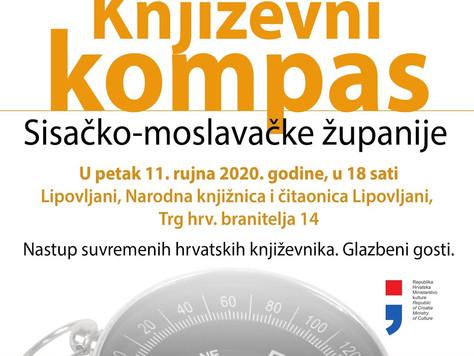 Književni kompas Sisačko-moslavačke županije