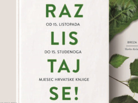 Mjesec hrvatske knjige u Gradskoj knjižnici Kaštela