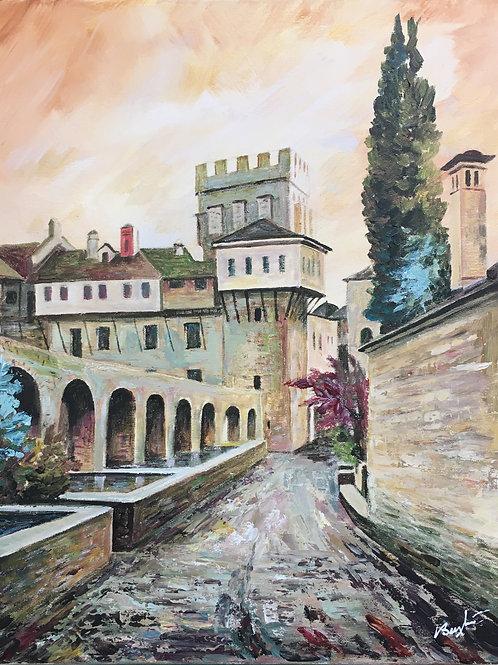 Stavronikita Monastery Athos