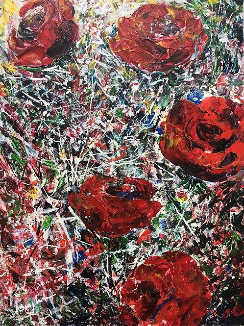 Trandafiri de grădină