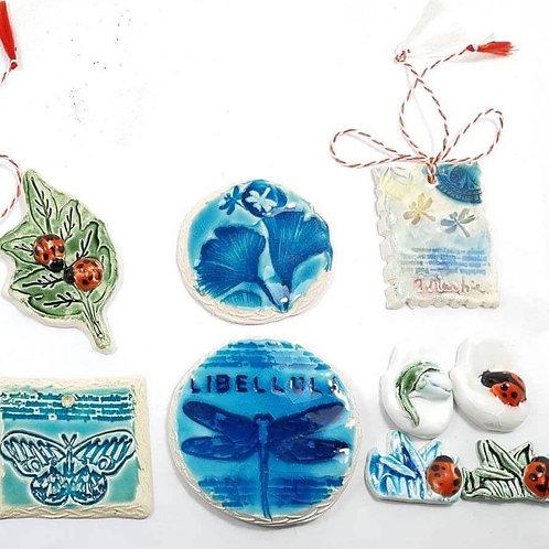 Martisoare Diverse Modele (ceramica moderna)