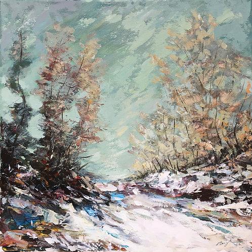 (4/4) 4 Seasons: Winter's first snow