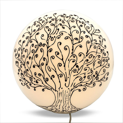 Lampa Sferica Tree of Life