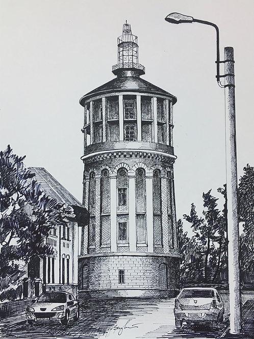 Bucharest 2: The Fire Tower 1