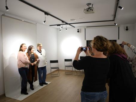 """Exposición """"De la Sombra a la Luz"""""""