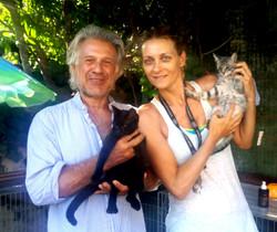 Alessandra e Franco