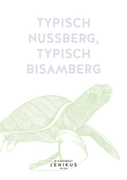 LENIKUS Folder Bioweingut, 2018