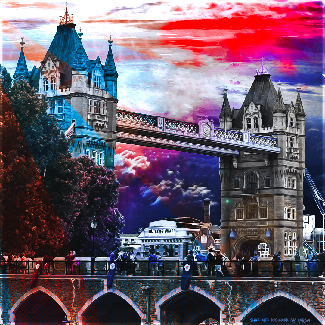 london tower paint