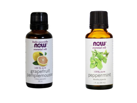 My Favourite Things - Essential Oils