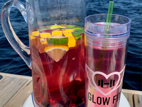 Let's Get  Glowing with Hydration