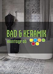 Bad och Keramik Montage