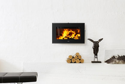 Wall Mounted Burning Stove | Home Farm Stove