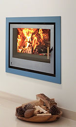 Wall Mounted Stove | Home Farm Stoves