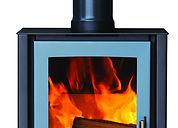 Blue Multi Fuel Burning Stove | Home Farm Stoves