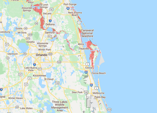 Brevard County Sea level rise.png