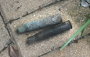South Patrick Shores military debris buried under homes.png