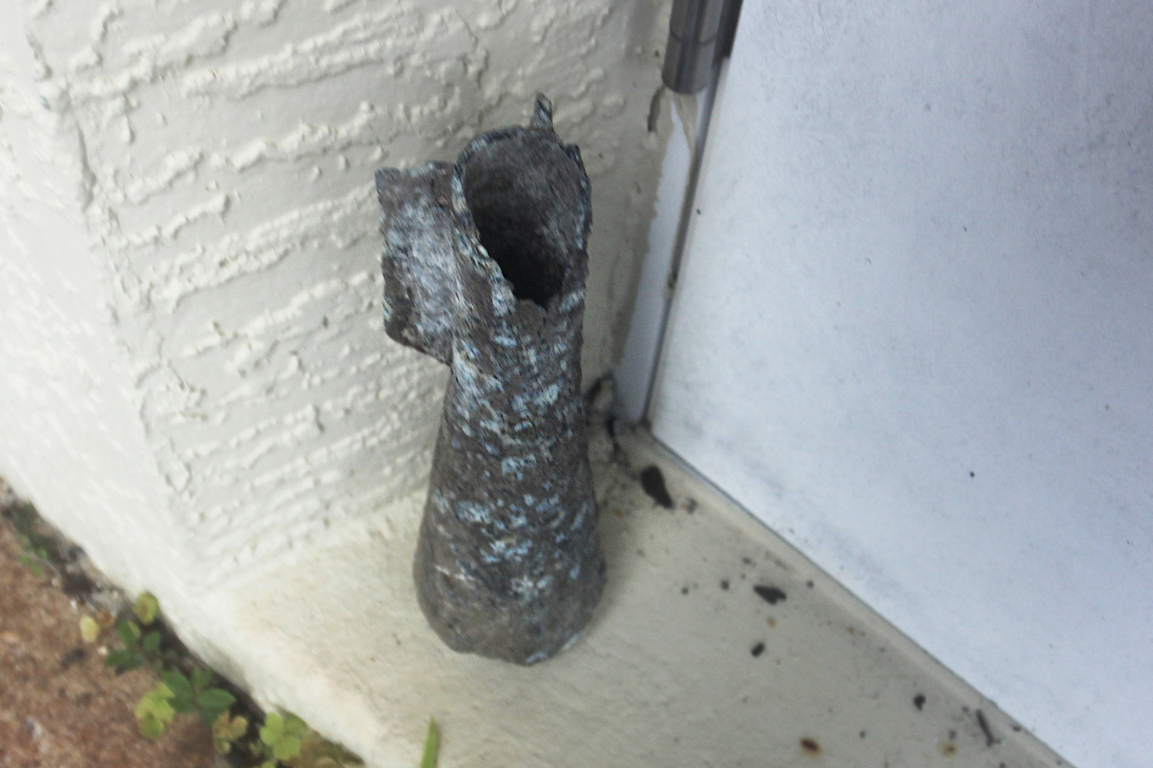 Mortar found in South Patrick Shores tox